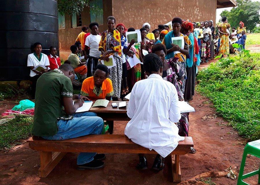 Cervical Cancer Prevention in Uganda
